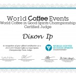 CIGS Judge Certificate - Dixon Ip